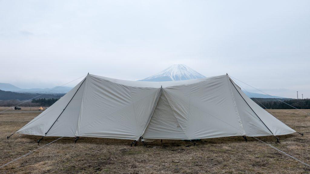 富士山とランドステーションLアイボリー