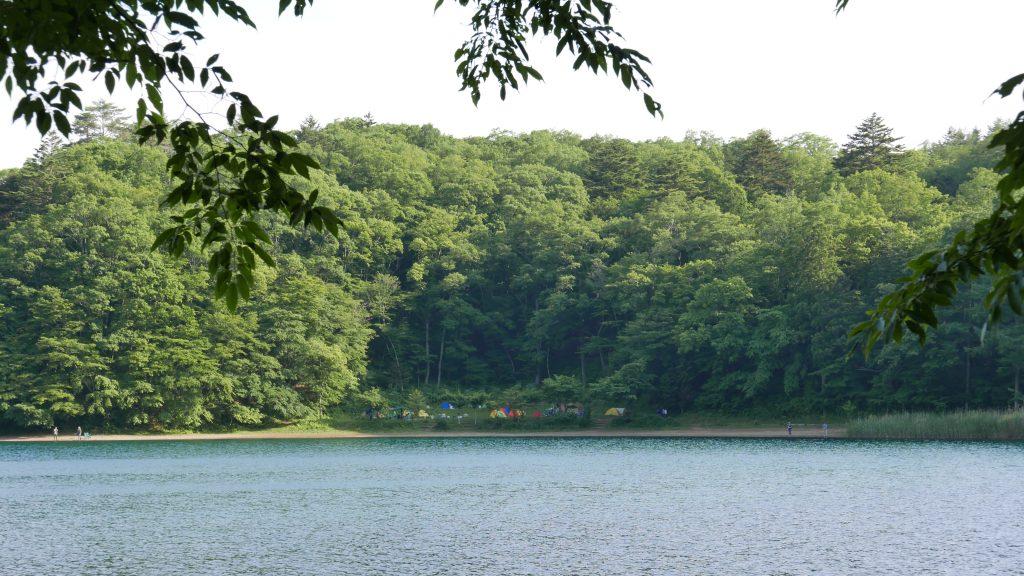 四尾連湖Eサイト